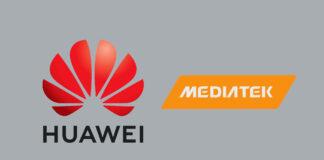 pedidos de chipset huawei mediatek