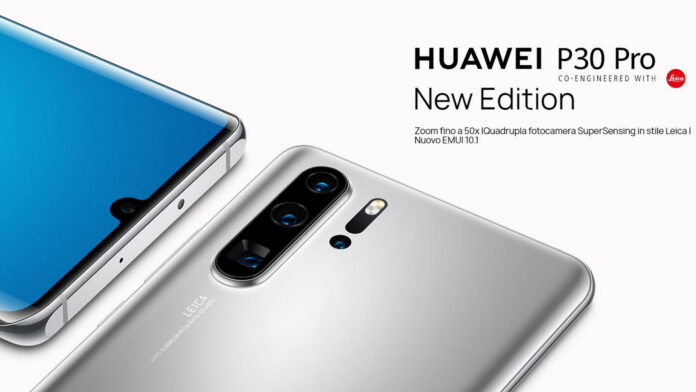 huawei p30 pro nova edição