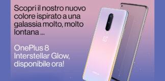oneplus 8 interstellar glow