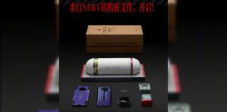 часы Oppo Ace 2 встречает W31 Air Vooc Евангелион издание 2
