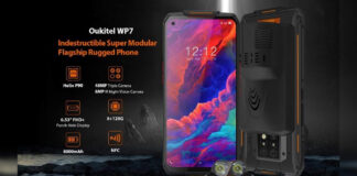 oukitel wp7 rugged phone specifiche prezzo uscita