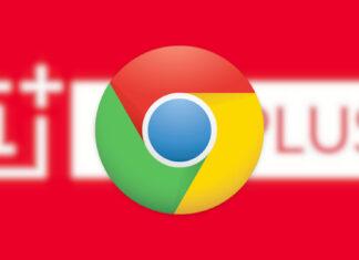 problemas com o google chrome do oneplus