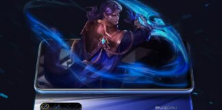 Realme e Arena of Valor