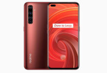 realme x50 pro security patch update may