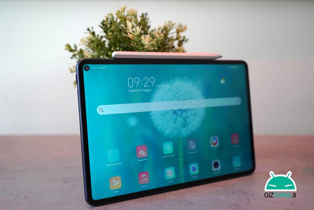 Recensione Huawei MatePad Pro