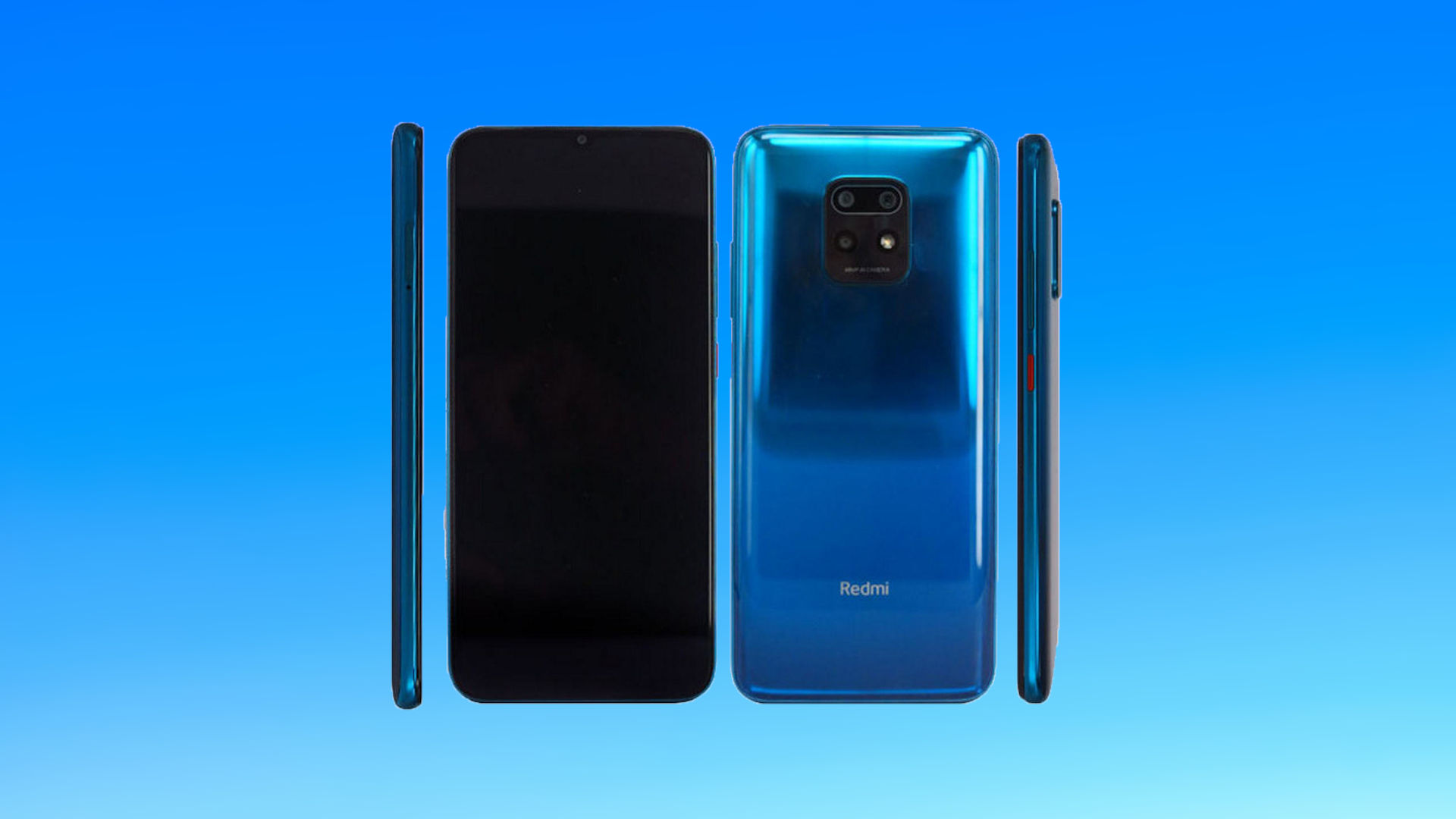 Redmi Note 10 and 10 Pro: the launch could be near ...