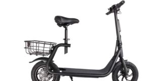 scooter eléctrico de eswing
