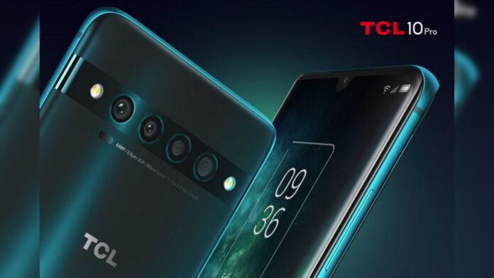 tcl 10 pro 10l aggiornamento android 11