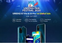 umidigi fan festival s5 pro a7 pro aliexpress garanzia estesa