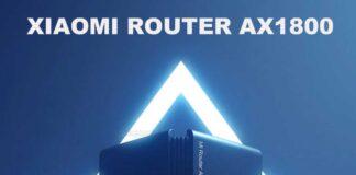 Xiaomi Axe 1800 Router