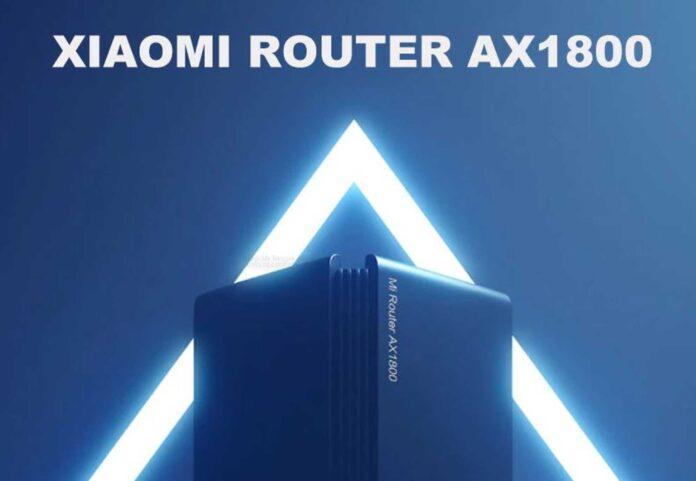 router xiaomi ax 1800