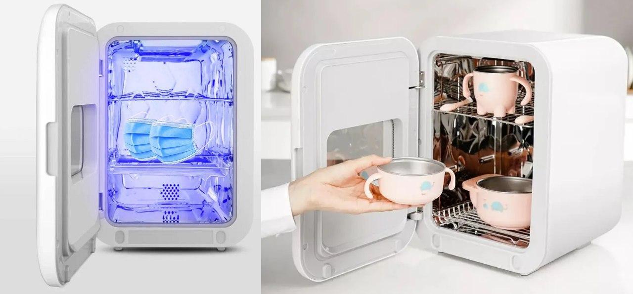 Xiaomi Smartda HD-ZMXDJ01 – Box Sterilizzatore UV | Banggood