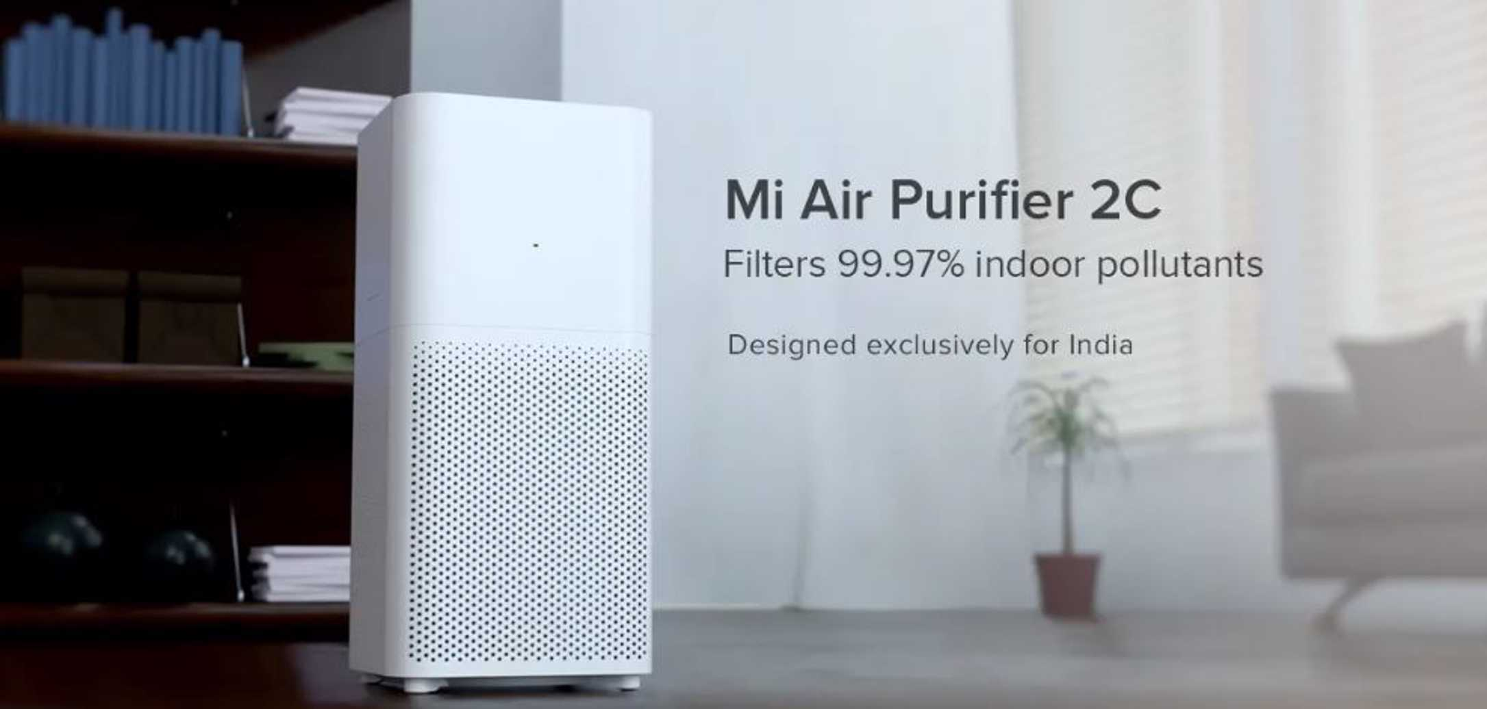 Xiaomi Mi Air Purifier 2C  – Europa – Banggood