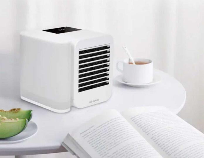 xiaomi microhoo oferta de ar condicionado