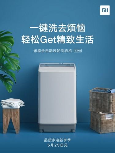 xiaomi mijia lavatrice portatile automatic pulsator 2