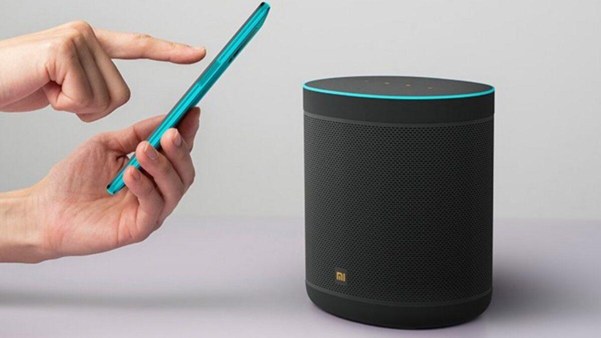 xiaomi xiaoai art speaker smart speaker