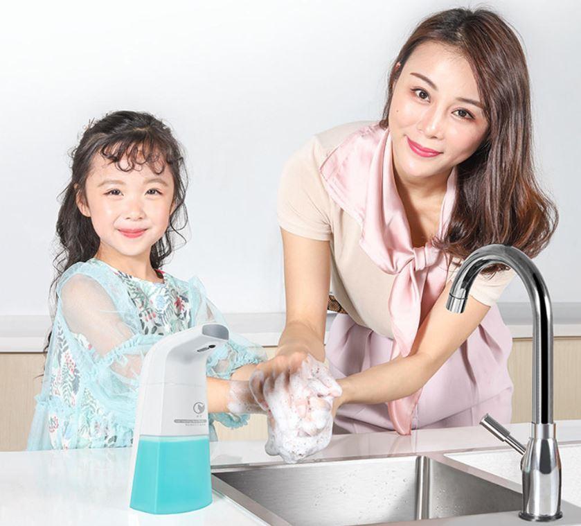 Дозатор мыла Xiaomi 380 мл - Banggood