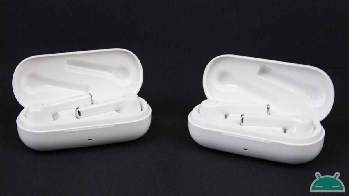 Honor Magic EarBuds vs Huawei Freebuds 3i