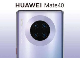 Huawei мате 40