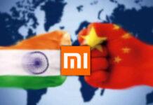 India vs China Xiaomi