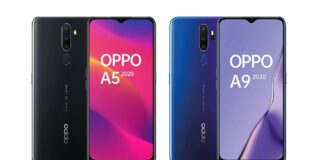 oppo a5 2020 opx a9 2020