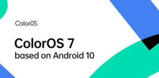 Oppo Coloros 7 Android 10