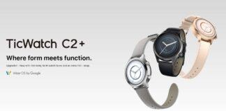 ticwatch c2+