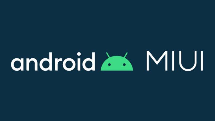 小米android 10