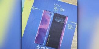 Xiaomi mich Mix 4