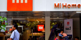 小米mi商店印度