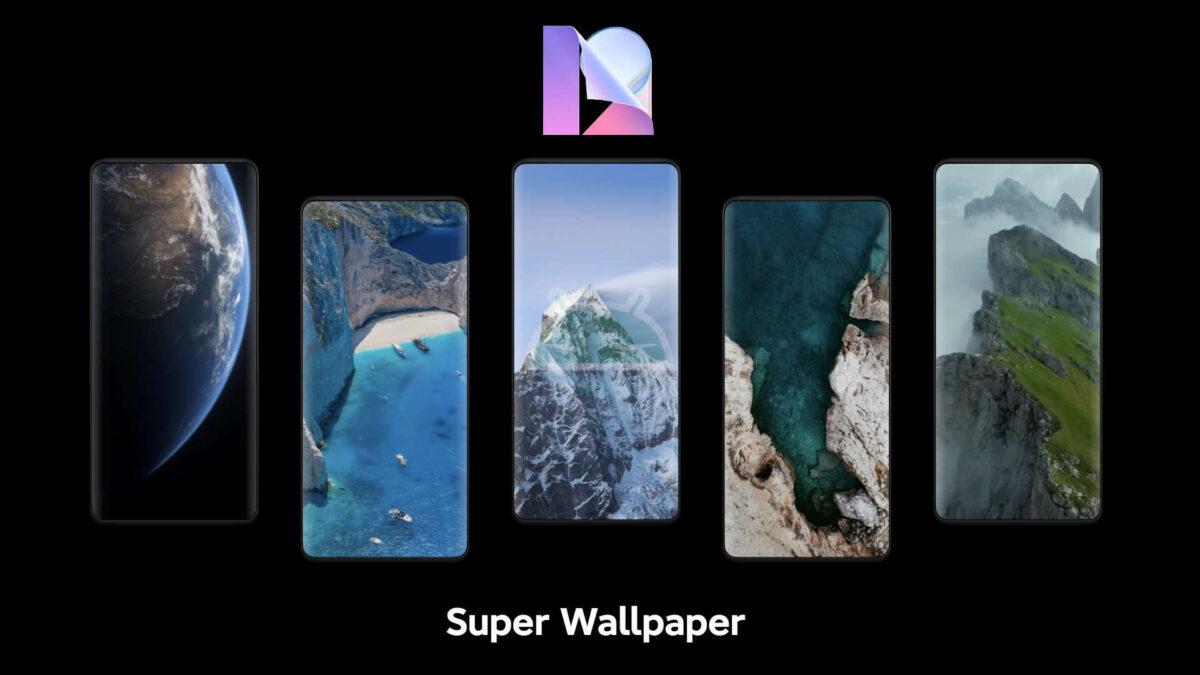 xiaomi miui 12.5 super wallpaper