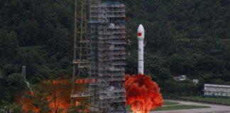 China Beidou GPS Satellitennavigationssystem