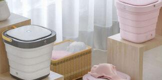 Codice sconto mini lavatrice portatile Xiaomi Moyu