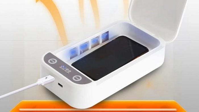 Xiaodu XD911 portable UV sterilizer