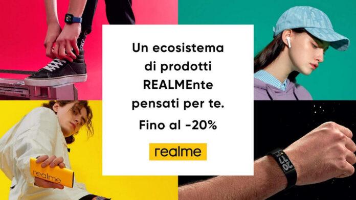 Gdzie kupić Realme Band, Buds Air Neo i Power Bank 2 we Włoszech