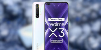 Realme X3 SuperZoom
