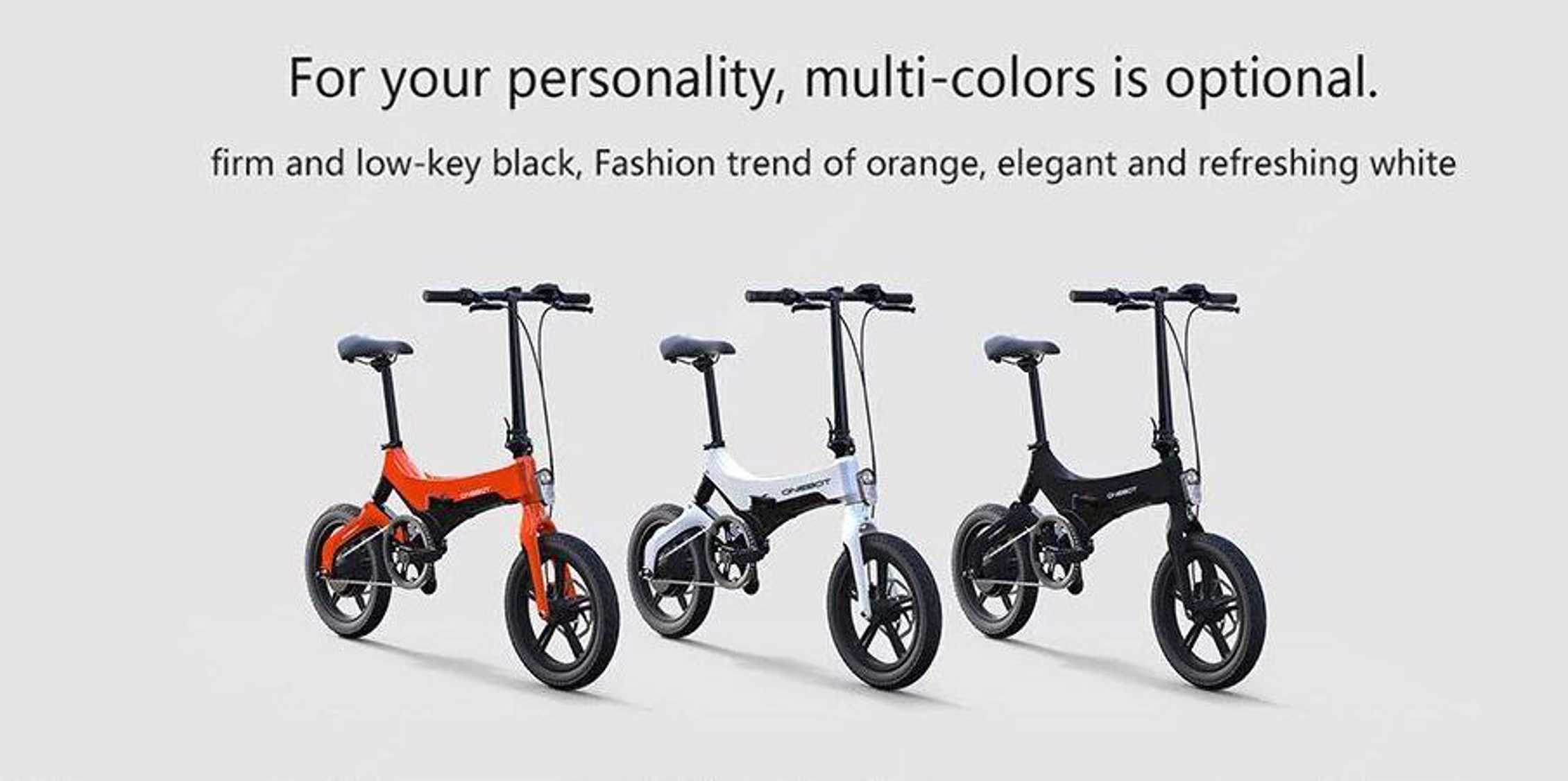 عرض الدراجة e onbot s6 gearbest
