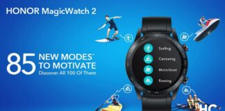 honor magicwatch 2 magic earbuds ota update