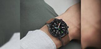 huami timex metropolitan r s smartwatch partnership 2