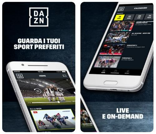 huawei appgallery dazn app download 2