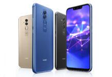 Aktualizacja poprawki zabezpieczeń Huawei Mate 20 Lite może