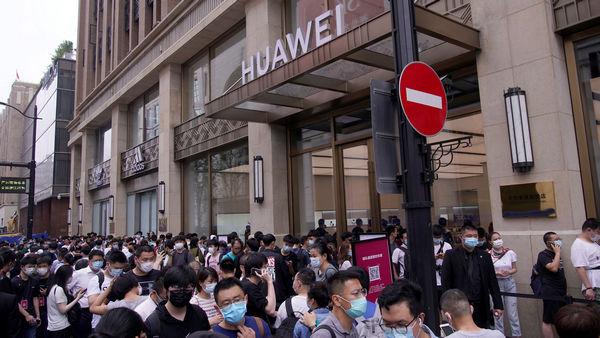 huawei nuovo flagship store shanghai 3