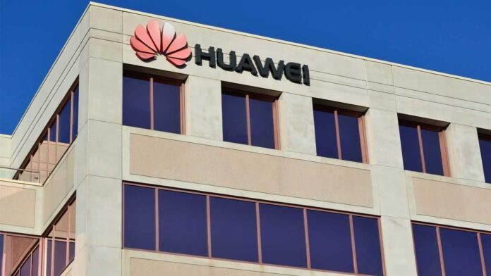 huawei world's first smartphone company may 2