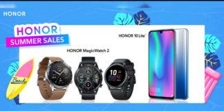 offerte honor amazon summer sales saldi estate