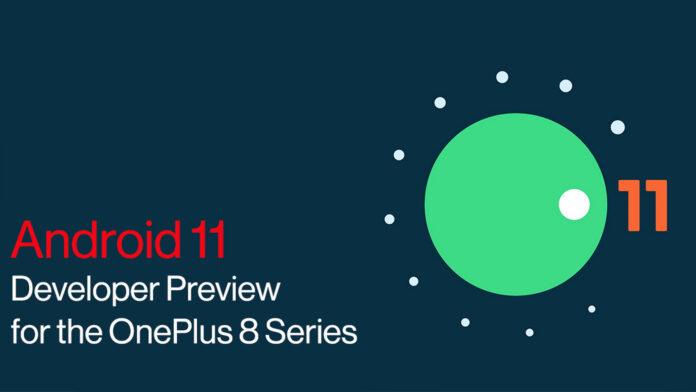 oneplus 8 pro android 11 beta