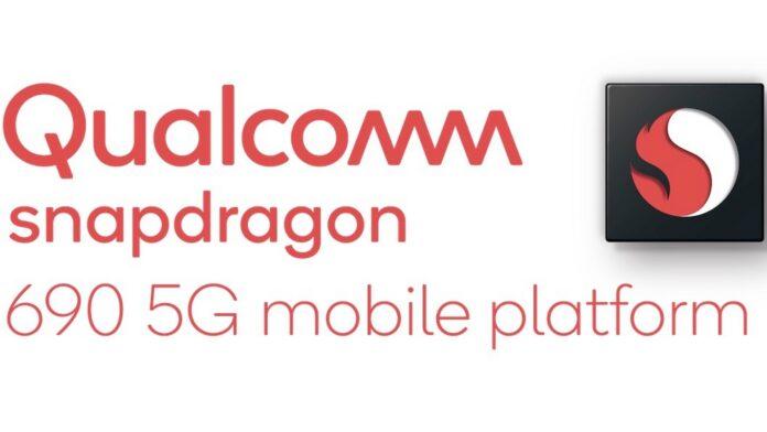 Qualcomm Snapdragon 690 5g oficjalny chipset o niskim budżecie