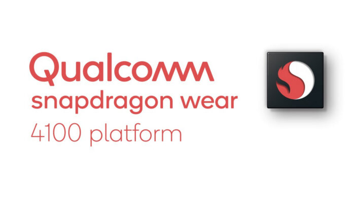 Qualcomm Snapdragon Wear 4100