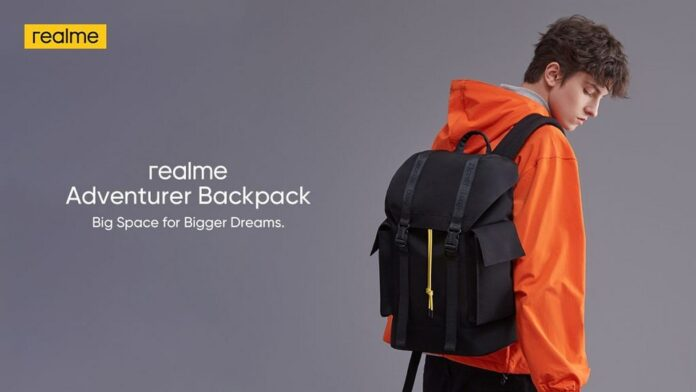 realme ecosistema smart zaino adventurer backpack