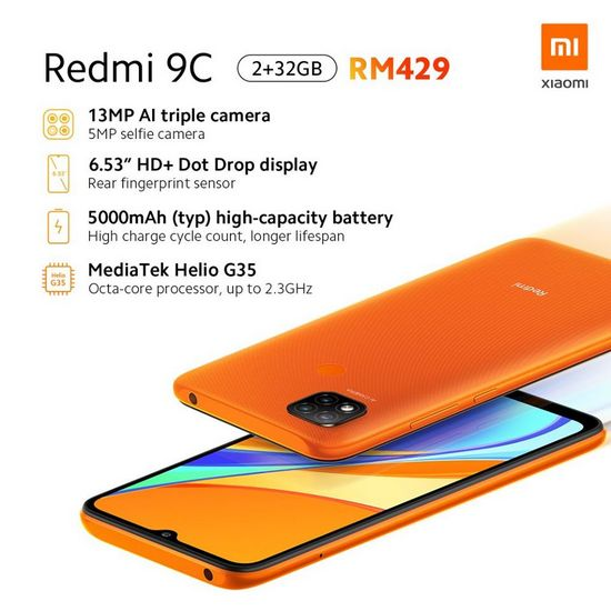 Redmi 9C - GShopper