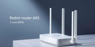 redmi ax5 router gearbest offer